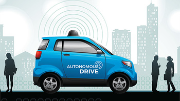 Thriving in the autonomous auto market