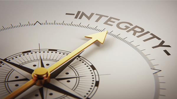 Integrity is far more than just finding our moral compass. (Photo: Shutterstock)