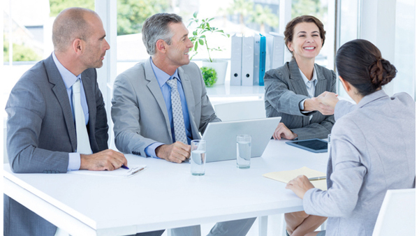 The next time you interview a prospective employee use your core values to frame the discussion. (Photo: Shutterstock)