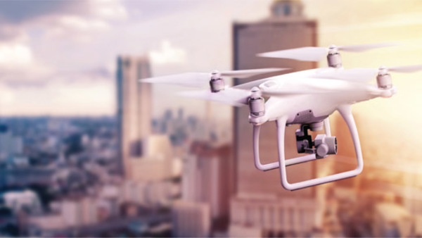 The number of agencies using drones has increased 500% in the last two years. (Photo: Shutterstock)